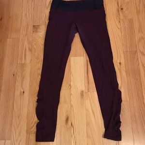Lululemon running leggings